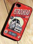 KOOLART PETROLHEAD SPEED SHOP Retro Mk4 Ford Escort RS Turbo RST Hard Case Cover For iPhone 4 4s